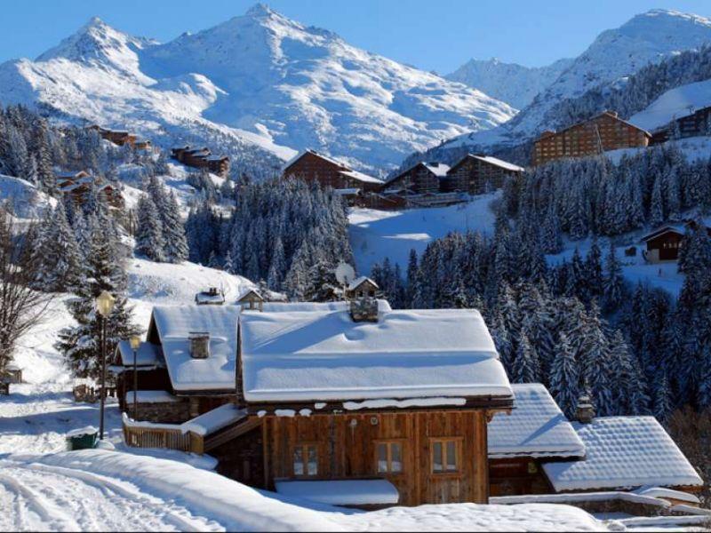 Meribel Bons Plans Pour Skier En Famille 3 Vallees Ski Family